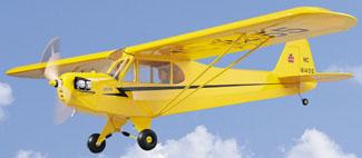 Great Plane Electric Cub